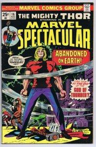Marvel Spectacular #16 ORIGINAL Vintage 1975 Thor