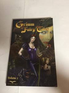 Grimm Fairy Tales Vol 2 Tpb Nm Near Mint Zenescope
