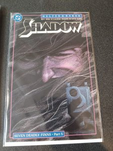 THE SHADOW #12 VF+