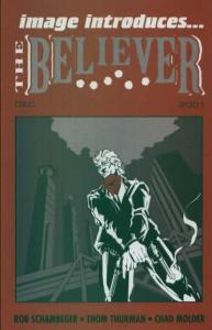 Image Introduces: Believer #1, NM (Stock photo)