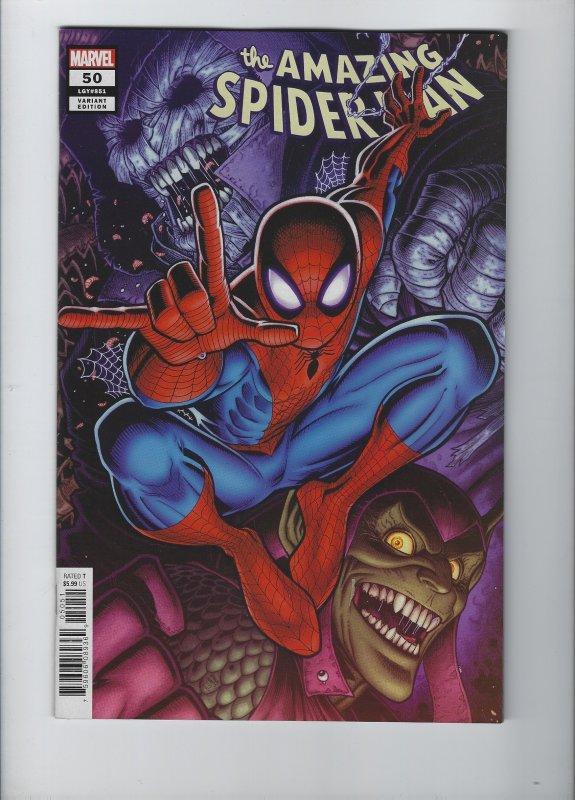 Amazing Spider-Man #50 Variant