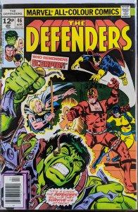 The Defenders #46 (1977)