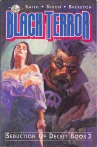 Black Terror (1989 series) #3, NM- (Stock photo)