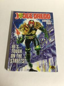 Judge Dredd Annual 1986 Oversized HC Hardcover B17