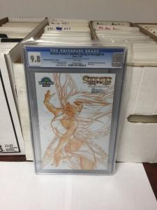 Michael Turners Soulfire: Dying Of The Light 3 Con Exclusive Cgc 9.8 Variant