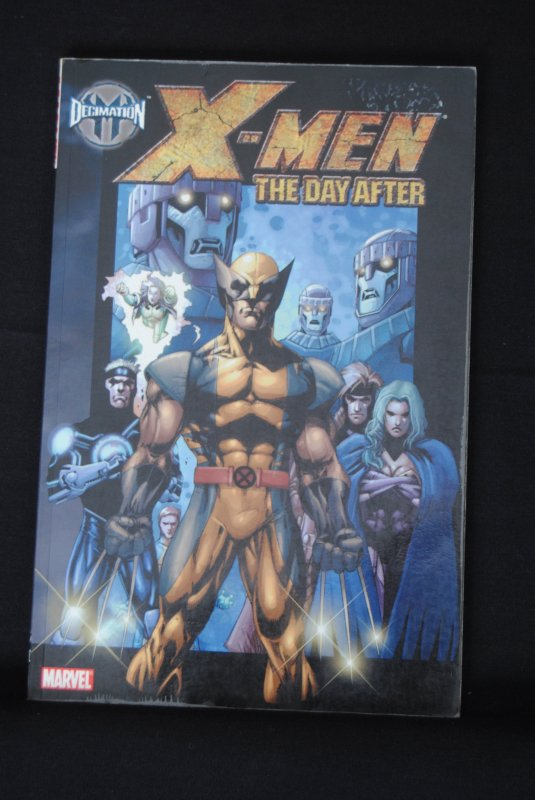 X-Men, The Day After TPB