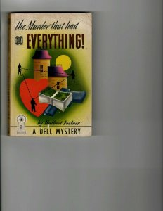 3 Books The Murder That Had Everything The Visitor The Night Life of the God JK8