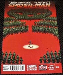 Miles Morales: Ultimate Spider-Man #10 (2015)