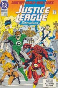 JUSTICE LEAGUE EUROPE 51-68,Ann3-5