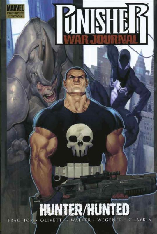 Punisher War Journal (2nd Series) HC #3 VF/NM; Marvel | save on shipping - d