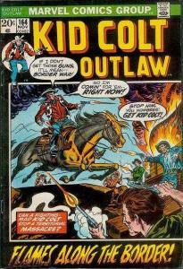 Kid Colt Outlaw #164, Fine- (Stock photo)