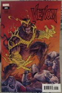 Venom #20 cover C NM CODEX VARIANT - BODENHEIM