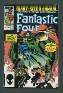 Fantastic Four Annual #20 / 9.2 -9.4 NM  / 1987