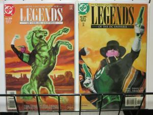 LEGENDS OF THE DC UNIVERSE (1998) 20-21 GREEN LANTERN !