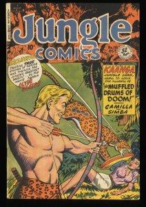 Jungle Comics #118 FN 6.0