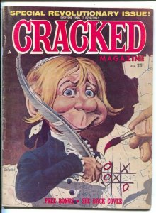 Cracked Magazine #23 1962-Major-John Severin-Vic Martin-Bill Everett-Bill War...