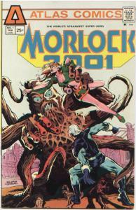 Morlock 2001 #1 (Seaboard) NM 9.4 Origin & 1st app.   BRAND NEW, UNREAD COPY!