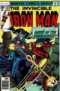 Iron Man #102, 8.0 or better
