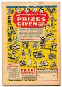 Weird Science-Fantasy #28 1954- Wally Wood- Adam Link VG+