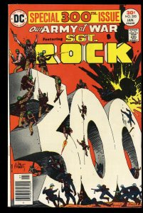 Our Army at War #300 VF/NM 9.0