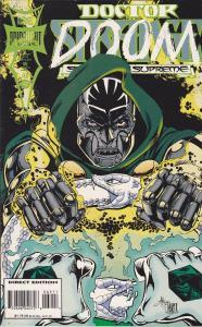 Doctor Strange Sorcerer Supreme #65