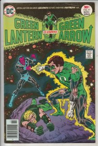 Green Lantern #91 (Apr-77) VF/NM High-Grade Green Lantern, Green Arrow, Black...