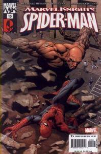 SPIDER-MAN (2004 Marvel Knights) #15