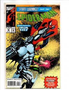 Marvel Comics Spider-Man #42 Jae Lee Cover and Art Iron Fist; Platoon