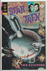 Star Trek #41 (Nov-76) FN/VF Mid-High-Grade Captain Kirk, Mr Spock, Bones, Sc...