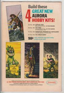 Metamorpho the Element Man #9 (Dec-66) NM- High-Grade Metamorpho, Simon Stagg...