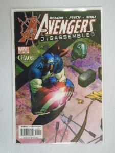 Avengers #503 last issue 8.0 VF (2004 3rd Series)