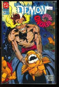 The Demon #16 (1991)
