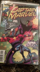 CAPTAIN MARVEL #10 (Marvel,2001) Condition NM/MT