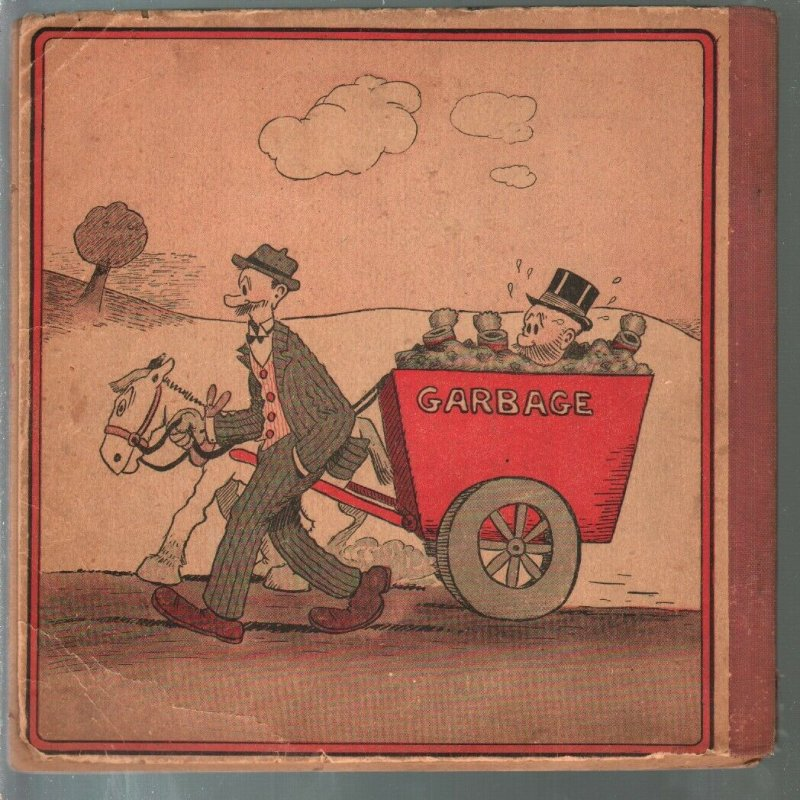 Mut & Jeff #7 1920-Cupples & Leon-Bud Fisher art-G