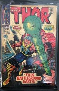 Thor #144 (1967)