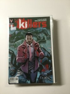 Killers 1 Variant Near Mint Valiant HPA