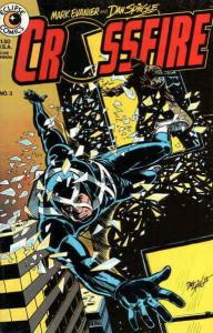 Crossfire (Eclipse) #3 FN; Eclipse | save on shipping - details inside