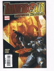 Thunderbolts #1 ONE SHOT Marvel Desperate Measures Comic Book DE6