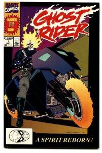 GHOST RIDER VOL 2 #1 - 1990-Marvel comic book NM-