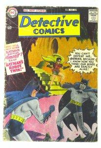 Detective Comics (1937 series) #239, Good+ (Actual scan)