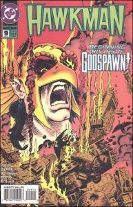 DC HAWKMAN (1993 Series) #9 NM