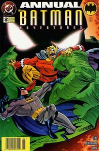 Batman Adventures, The #Annual 2 VF/NM; DC | save on shipping - details inside