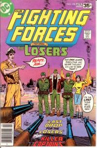 OUR FIGHTING FORCES 178 VF-NM  April 1978 COMICS BOOK