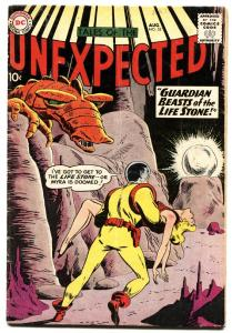 Tales of the Unexpected #52 1960 DC--SILVER AGE--VG--Space Ranger VG.