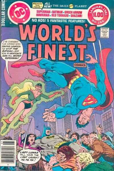 World's Finest Comics #266, Good+ (Stock photo)