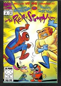 The Ren & Stimpy Show #6 (1993)