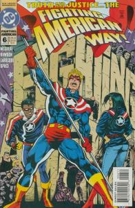 Fighting American (Mini-Series) #6 VF/NM; DC | save on shipping - details inside