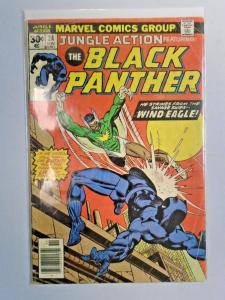 Jungle Action #24 - Black Panther - see pics - 3.0 - 1976
