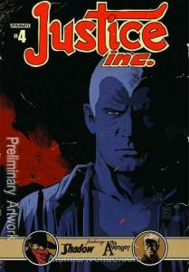 Justice Inc. (Dynamite) #4B VF; Dynamite | save on shipping - details inside