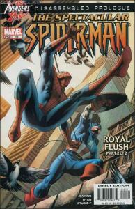 Marvel THE SPECTACULAR SPIDER-MAN (2003 Series) #16 NM